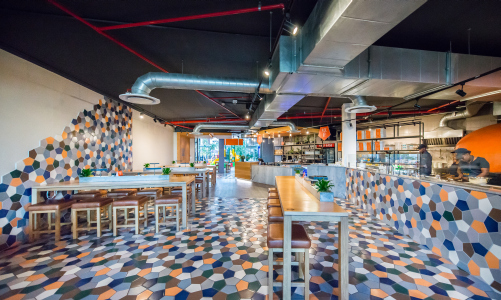 Dining by design INHOUSE BRAND ARCHITECTS