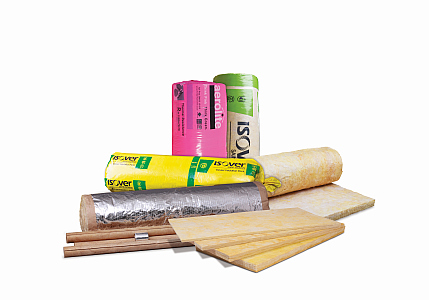 Environmentally friendly insulation backed by seven decades ISOVER