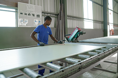Prefab panels its what is inside that count M Projects BASF