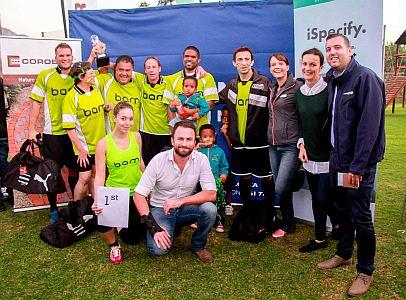 Sport league inspires friendly competition COROBRIK
